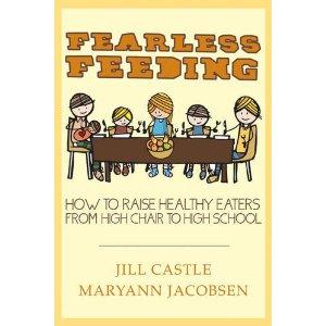 Fearless Feeding book