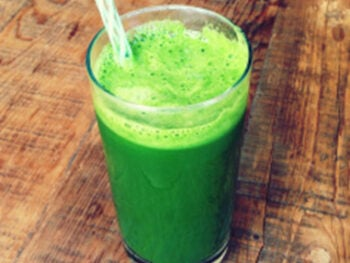 Why I don't juice on 100 Days of Real Food