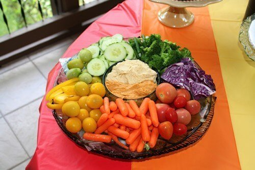 veggie platter 2