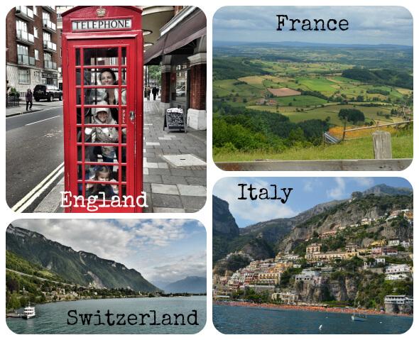 Europe Visit