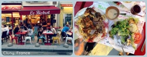 france restaurant food