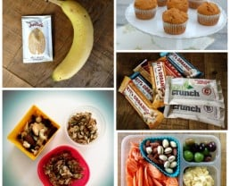 Real Food Tips: Top 10 Travel Snacks