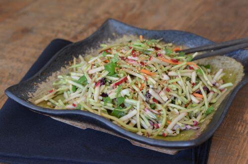 asian coleslaw
