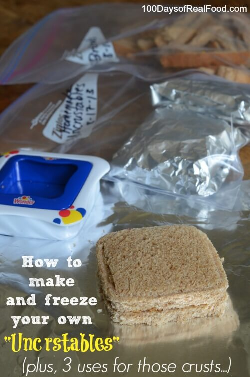 how to make uncrustable