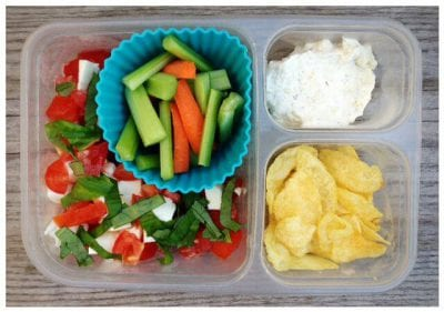 Nut-Free School Lunch Ideas 14 from 100 Days of Real Food #realfood #lunchbox