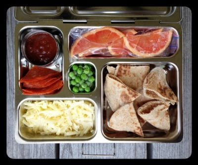 Nut-Free School Lunch Ideas 11 from 100 Days of Real Food #realfood #lunchbox