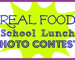 School Lunch Photo Contest Results!