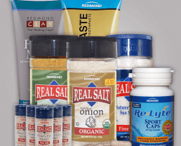 Giveaway: Real Salt, Redmond Clay, Earthpaste (Toothpaste), and More!