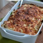 Unstuffed Pasta Florentine from 100 Days of Real Food #realfood