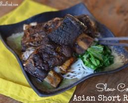 slow cooker asian short rib pic