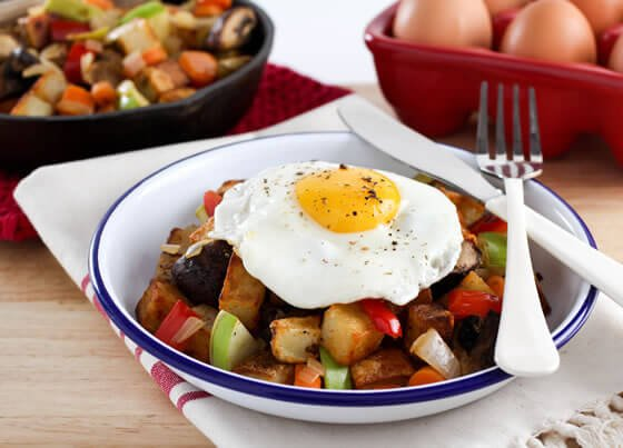 Real Food Tips (Breakfast Potatoes) on 100 Days of Real Food #realfood