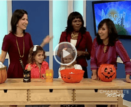 Halloween Charlotte Today Show