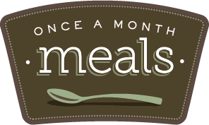 Once a Month Meals