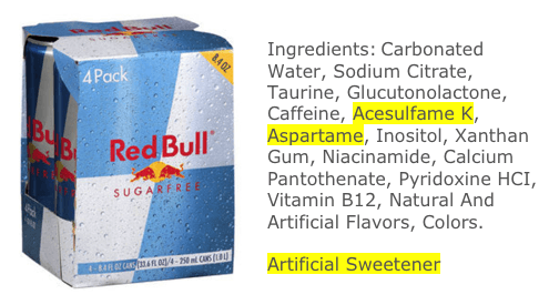 """""""Sugar Free"""" Does Not Equal Healthy from 100 Days of #RealFood #sugarfree"""
