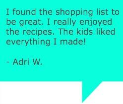 Testimony from Adri W.
