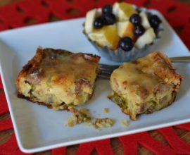 Holiday Breakfast Bake from 100 Days of #RealFood