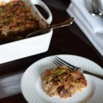 Classic (Whole Wheat) Bread Stuffing from 100 Days of #RealFood