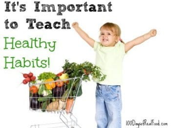 Raising Our Kids on a Healthy Diet Is Not Going to Ruin Them