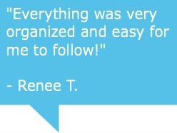 Renee T. testimonial
