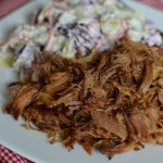 The Best Pulled Pork in a Crock Pot from 100 Days of #RealFood
