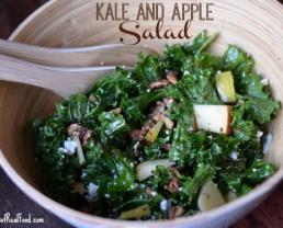 Recipe: Kale and Apple Salad