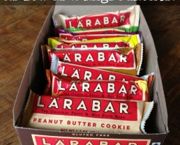 LARABARS - As few as 2 ingredients! 100 Days of Real Food