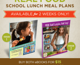 Announcement: Our School Lunch Meal Plans are Back!