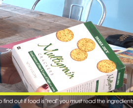 How To Read Ingredient Labels from 100 Days of #RealFood
