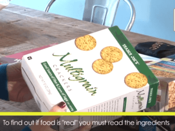 Video: How To Read Ingredient Labels