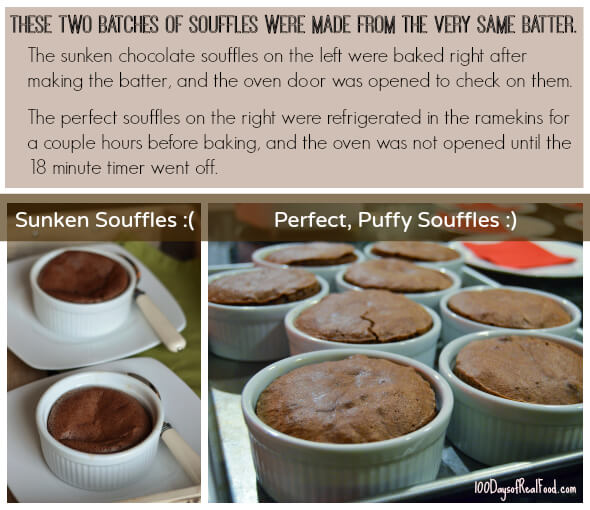 How to Make The Perfect Souffle from 100 Days of #RealFood