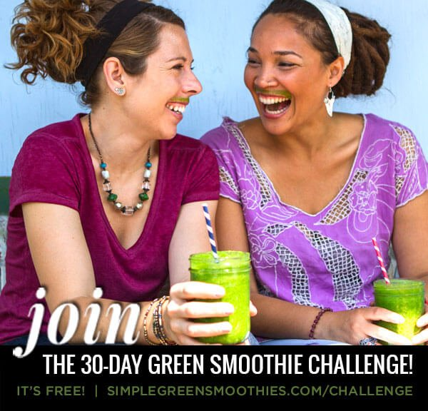 Jen and Jadah, founders of Simple Green Smoothies