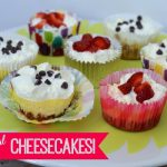 Individual Cheesecakes from 100 Days of #RealFood