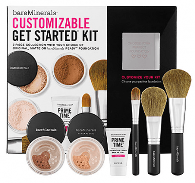 Bare Minerals Starter Kit on 100 Days of #RealFood