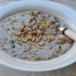 Chicken and Wild Rice Slow Cooker Soup from 100 Days of #RealFood