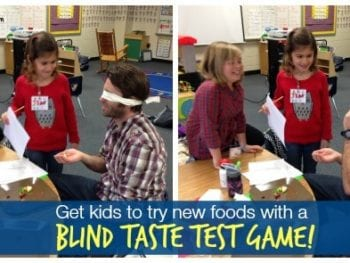 Taste Testing Games for Picky Eaters (and for fun!)