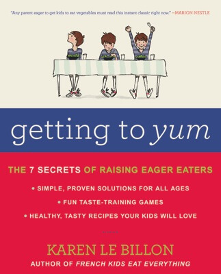 Taste Testing Games for Picky Eaters (Getting to Yum Book ) at 100 Days of #RealFood