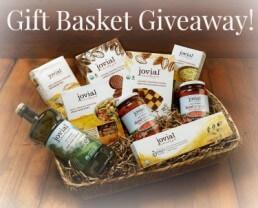 Jovial Foods gift basket 100 Days of #Realfood