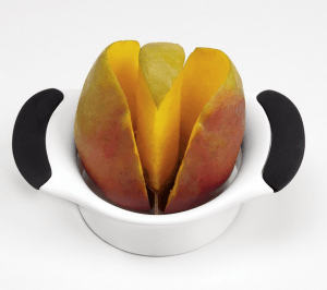 Mango Cutting Tool on 100 Days of #RealFood