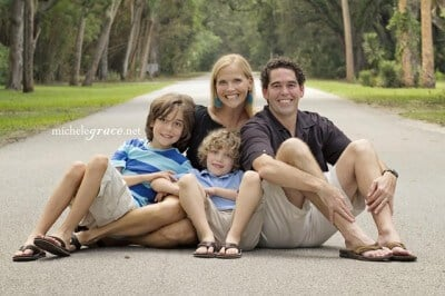 Taylor Family on 100 Days of #RealFood