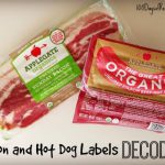 Bacon and Hot Dog Labels Decoded from 100 Days of #RealFood