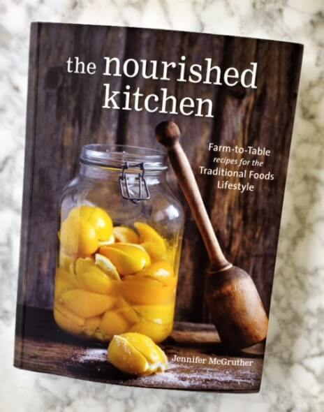 The Nourished Kitchen Cookbook on 100 Days of #RealFood