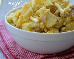 Recipe: Southern Potato Salad (without mayo!)
