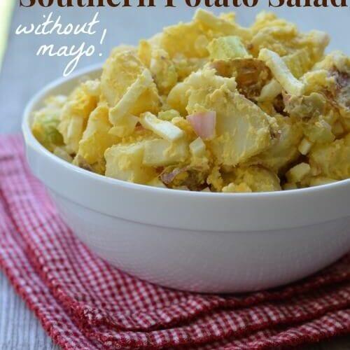 How Do You Make Potato Salad Without Mayonnaise