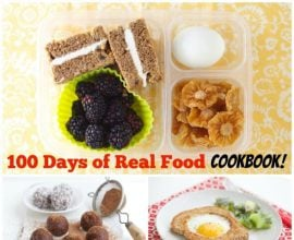 100 Days of #RealFood #Cookbook Pictures