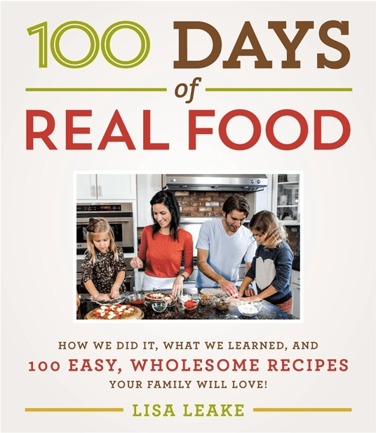 100 Days of Real Food Book Cover