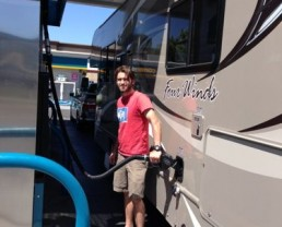 Real Food On The Road: RV Trip