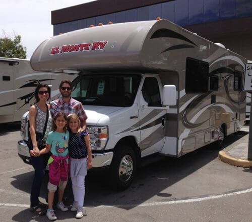 Real Food on the Road: #RV Trip from 100 Days of #RealFood