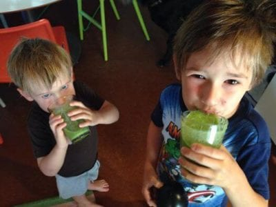 Natural replacement for PediaSure on 100 Days of #RealFood