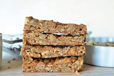5 Favorite Summer Snacks from Super Healthy Kids (Granola Bars) at 100 Days of #RealFood