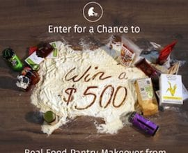 Abe's Market Pantry Makeover Giveaway on 100 Days of #RealFood